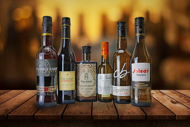 Sherry LIVE Tasting pack