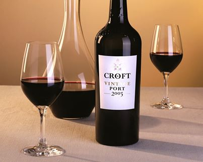 Croft Vintage Port