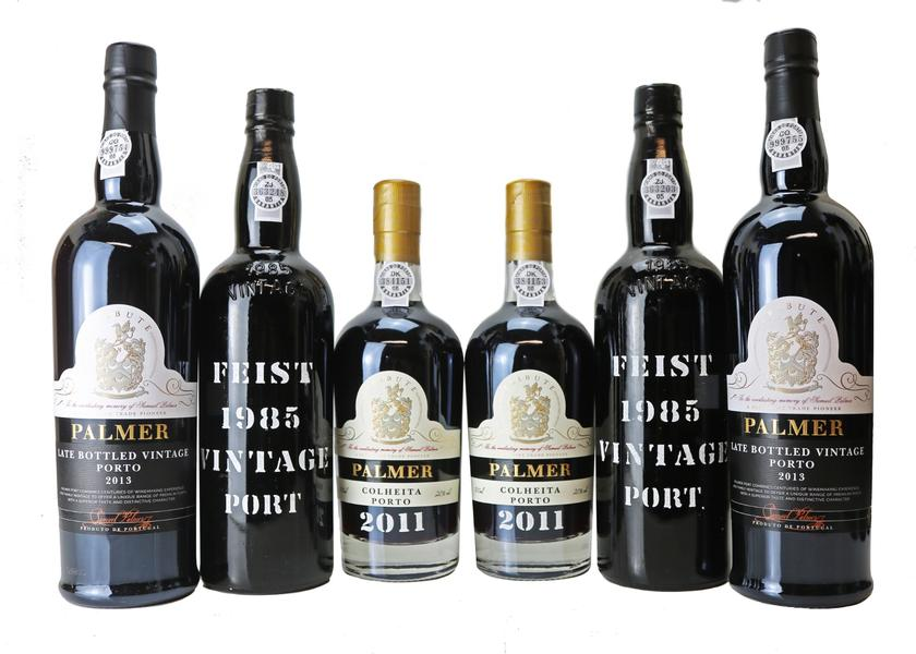 Port Tasting Survival Pack