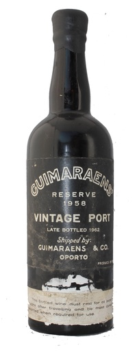Fonseca Port, 1958