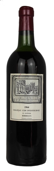 1964 Chateau Cos D'Estournel, 1964