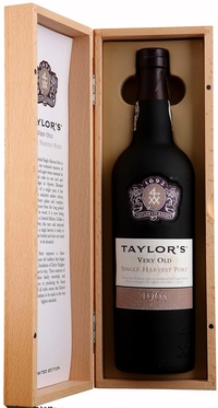 1965 Taylors Single Harvest Port, 1965