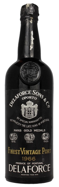 Delaforce Vintage Port, 1966