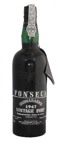 Fonseca Port, 1967