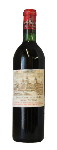 Chateau Cos d'Estournel, 1970