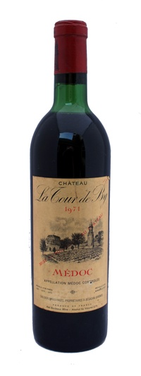Chateau la Tour de By, 1971