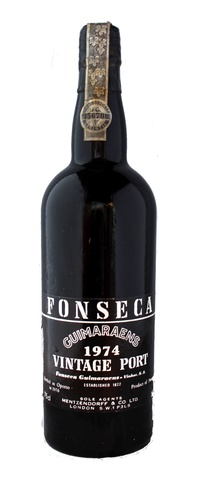 Fonseca Port, 1974