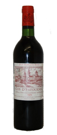 Chateau Cos d'Estournel, 1975