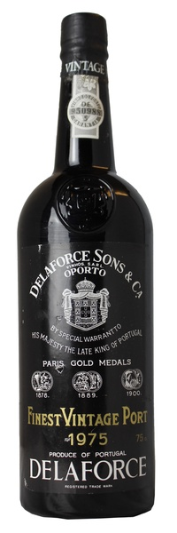 Delaforce Vintage Port, 1975