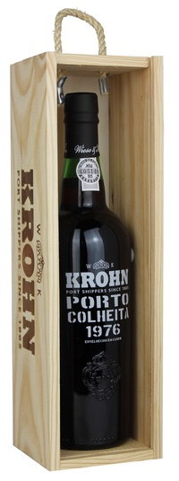 Krohn Port , 1976
