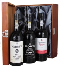 1977 Port- The Symington Family Collection Triple Gift Set, 1977