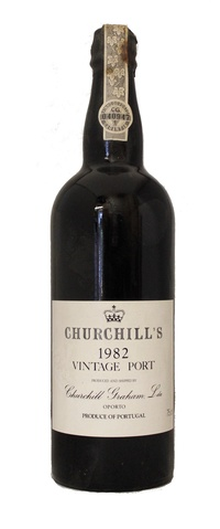 Churchill's Port, 1982
