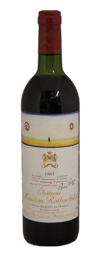 Chateau Mouton Rothschild , 1983