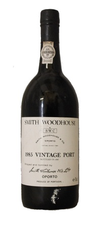 Smith Woodhouse Vintage Port, 1985