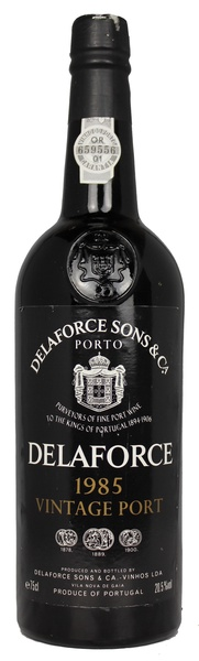 Delaforce Vintage Port, 1985