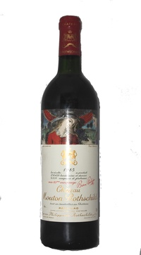 Chateau Mouton Rothschild , 1985