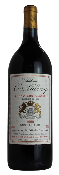 Chateau Cos Labory , 1988