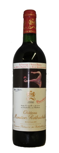 Chateau Mouton Rothschild , 1990