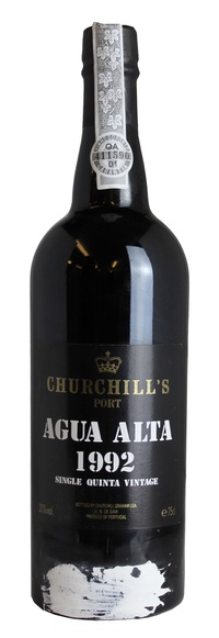 Churchill's Port, 1992