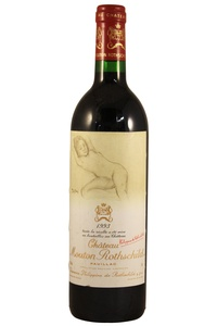 Chateau Mouton Rothschild , 1993