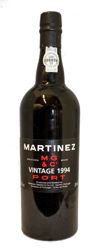 Martinez Vintage Port, 1994