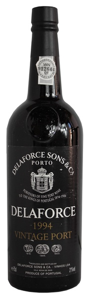 Delaforce Vintage Port, 1994