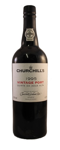 Churchill's Port, 1995