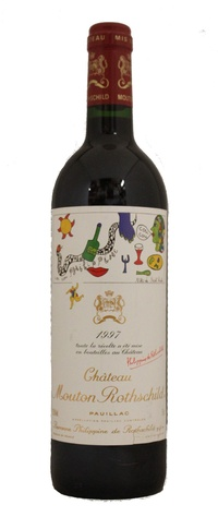 Chateau Mouton Rothschild , 1997