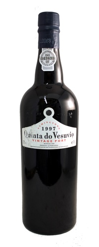 Quinta do Vesuvio Vintage Port, 1997