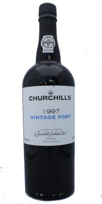 Churchill's Port, 1997