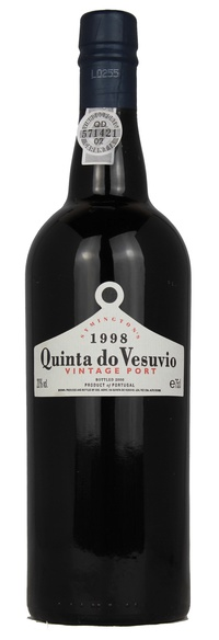 Quinta do Vesuvio Vintage Port, 1998