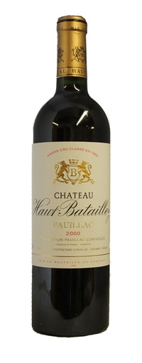 Chateau Haut Batailley , 2000