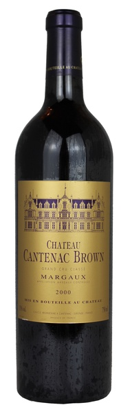 Chateau Cantenac Brown , 2000