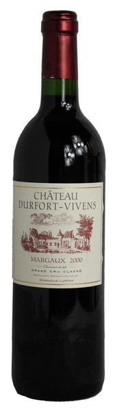 Chateau Durfort Vivens, 2000