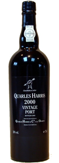 Quarles Harris Vintage Port, 2000