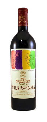 Chateau Mouton Rothschild , 2001