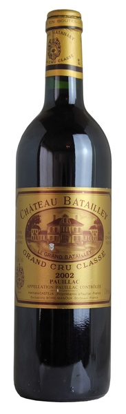 Chateau Batailley, 2002