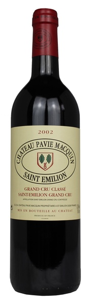 Chateau Pavie Macquin, 2002