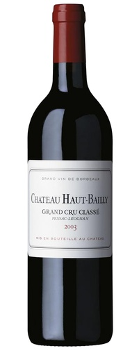 Chateau Haut Bailly, 2003