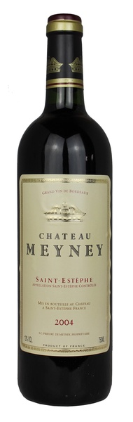 Chateau meyney 2004 vintage wine and port for Chateau meyney