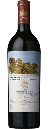 Chateau Mouton Rothschild , 2004