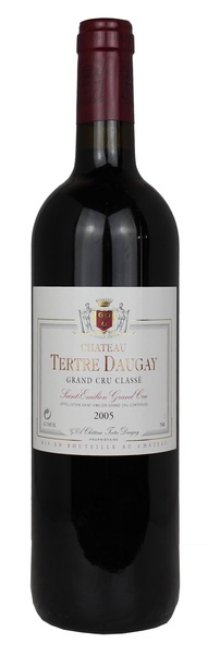 Chateau Tertre Daugay, 2005