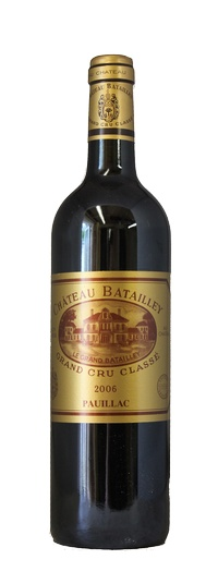 Chateau Batailley, 2006