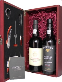 2007 Vintage Port Duo Gift Set, 2007