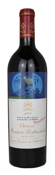 Chateau Mouton Rothschild , 2008