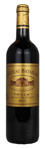 Chateau Batailley, 2011