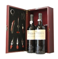 Fonseca 80 Years of Port Gift Set, 1937