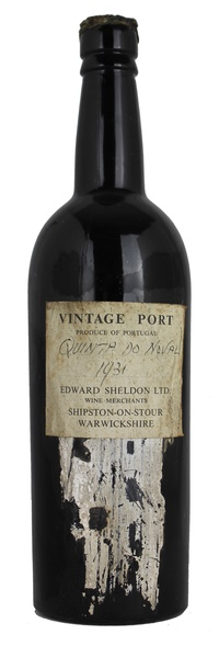 Quinta do Noval Port, 1931