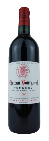 Chateau Bourgneuf, 2000