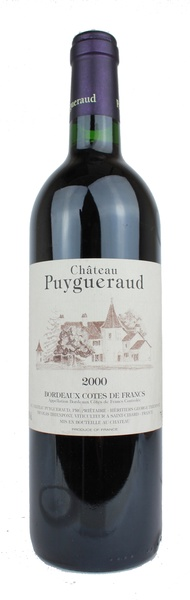 Chateau Puygueraud, 2000